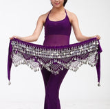 Dance Addicts belly dance hip scarf