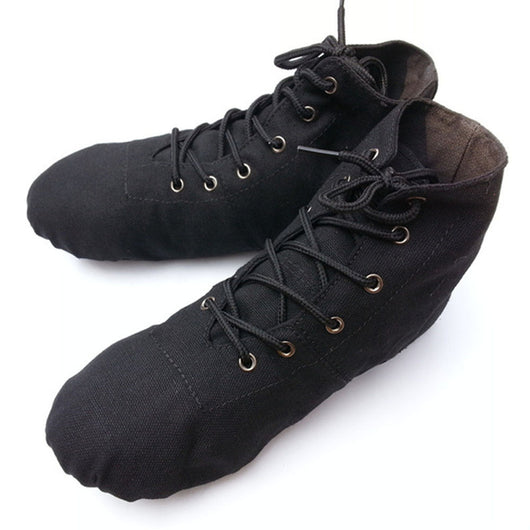 leather dance shoes for practice