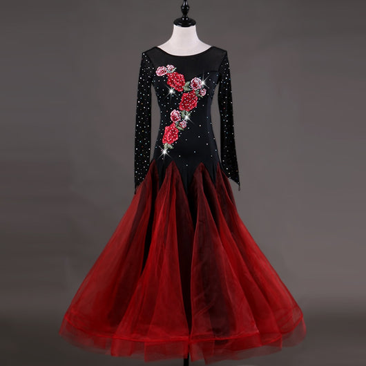 Dance addicts ballroom dress