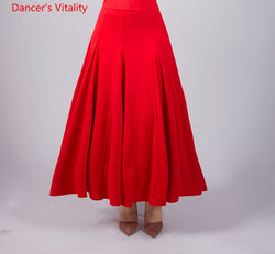 Dance addicts ballroom skirt