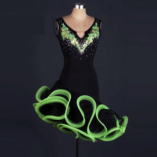 Latin Competition Dress