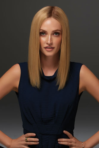 Gwyneth | Human Hair Lace Front Wig (Hand-Tied) color 1426S10
