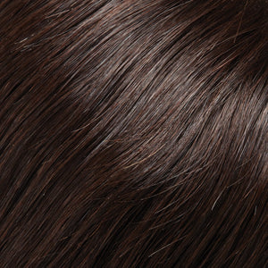 "Top Form 8"" HH Remy Human Hair ( Double Mono Top)"