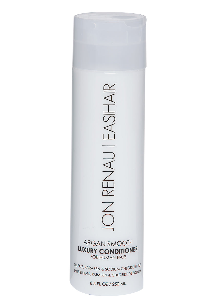 JON RENAU| EASIHAIR Argan Smooth Luxury Conditioner- Human Hair