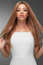 Load image into Gallery viewer, Jon Renau long Remi hair FS26/31S6 SALTED CARAMEL