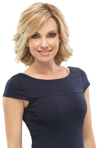 Elizabeth | HD Synthetic Lace Front Wig color 12FS, Jon Renau