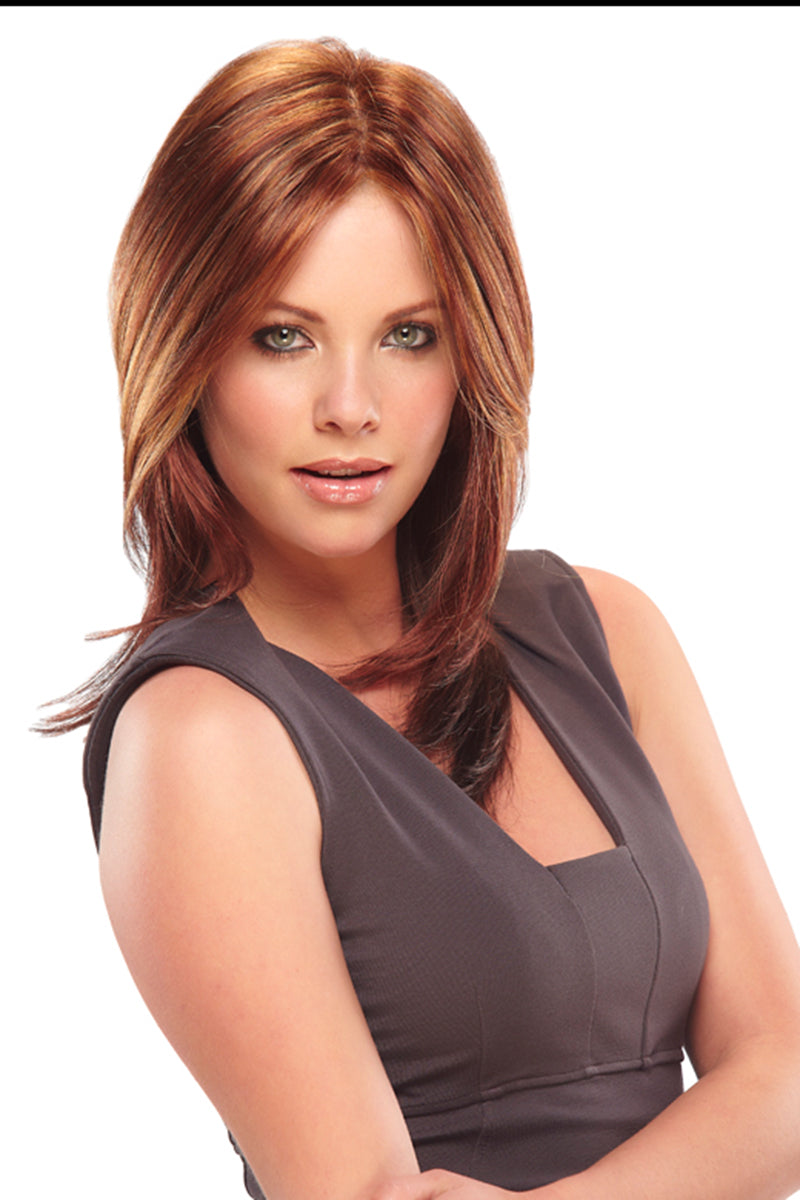 Jon Renau Julia 32F Lace Front, Monofilament Top