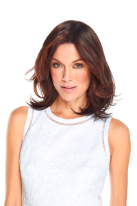 Minka | Synthetic Lace Front Wig (Mono Top)