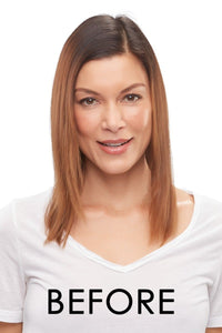 "easiPart XL French 18""HH Remy Human Hair ( French Top)"