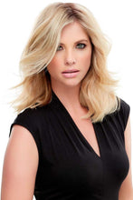 "Load image into Gallery viewer, easiPart XL 12"" Remy Human Hair( Mono Top)"