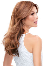 "Load image into Gallery viewer, easiPart XL 18"" Remy Human Hair ( Mono Top)"