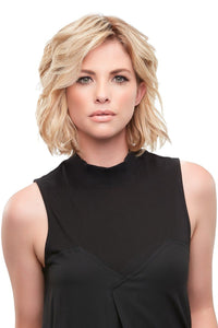 "easiPart XL French 8"" HH Remy Human Hair ( French Top)"