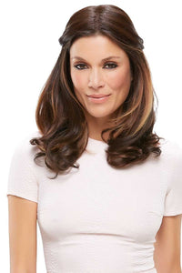 "easiPart XL HD 18"" Synthetic Hair Topper (Mono Top)"