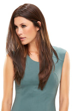 "Load image into Gallery viewer, easiPart XL HD 18"" Synthetic Hair Topper (Mono Top)"