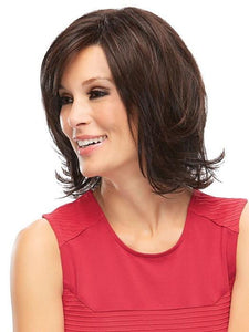 Elizabeth | HD Synthetic Lace Front Wig ( Hand Tied) color 4/33