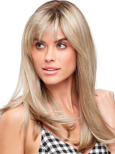 Camilla | Synthetic Wig ( Double Mono Top) Hand tied