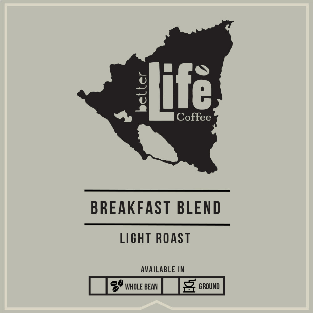 Better Life Coffee Breakfast Blend