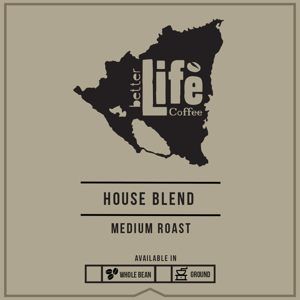 Better Life Coffee House Blend