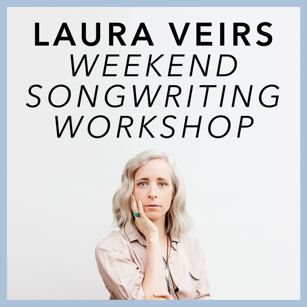 Laura Veirs Weekend Writing Workshop - Class 1