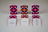 "Kaleidoscope Creativity Cards ""For the writer in your life"""