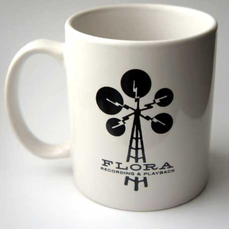 Flora Recording & Playback Mug