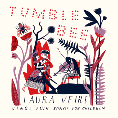 """Tumble Bee"" Deluxe Poster"