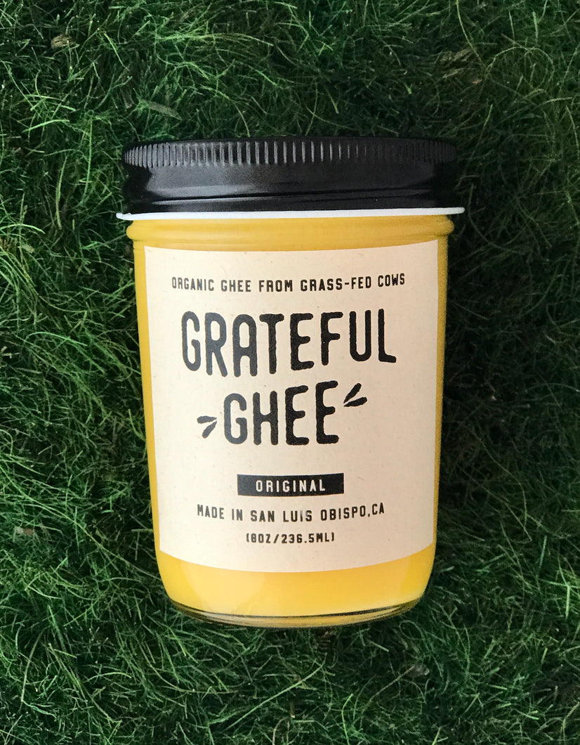 8oz. Original Ghee