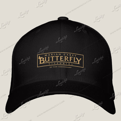 LE *Butterfly 20th Anniversary Flexfit Wool Cap