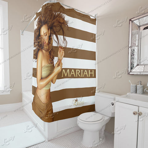 LE *Butterfly 20th Anniversary Shower Curtain