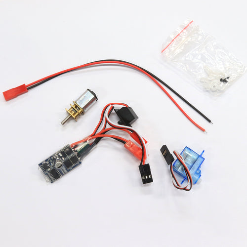 Electronics Set for Make It RC FP UC1 Chassis