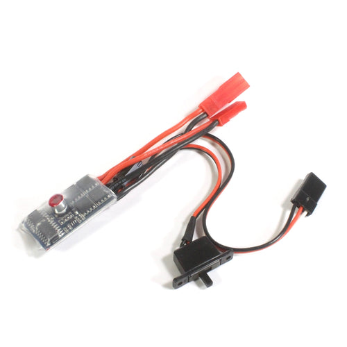 10 Amp Brushed ESC with Brake