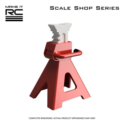 Make It RC 1/24 Scale Jack Stand (Set of 2)