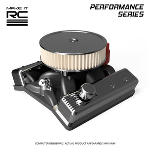 Make It RC 1/10 Scale DV1 V8 Engine Cover