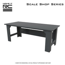 Make It RC 1/25 Scale Workbench