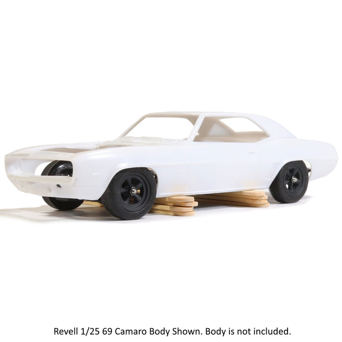 Make It RC FFR SC1 SPORT Deluxe Chassis for Revell® 69 Camaro (ARTR)