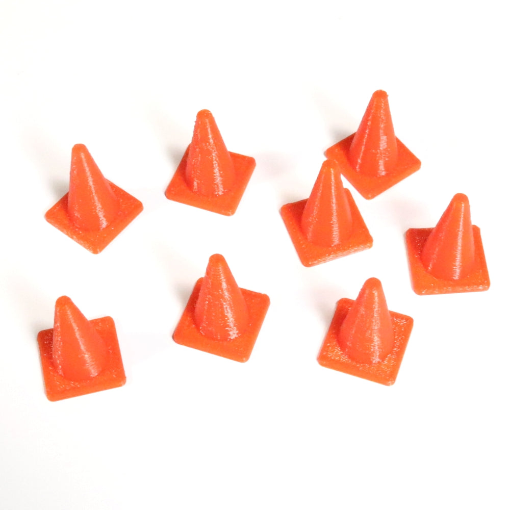 Make It RC 1/24 Scale Traffic Cones