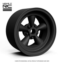 Make It RC Classic 5T 1/24.5 Scale Wheel 18x9mm M2 Shaft 4x1mm Hex OS 0.5mm BS 5mm