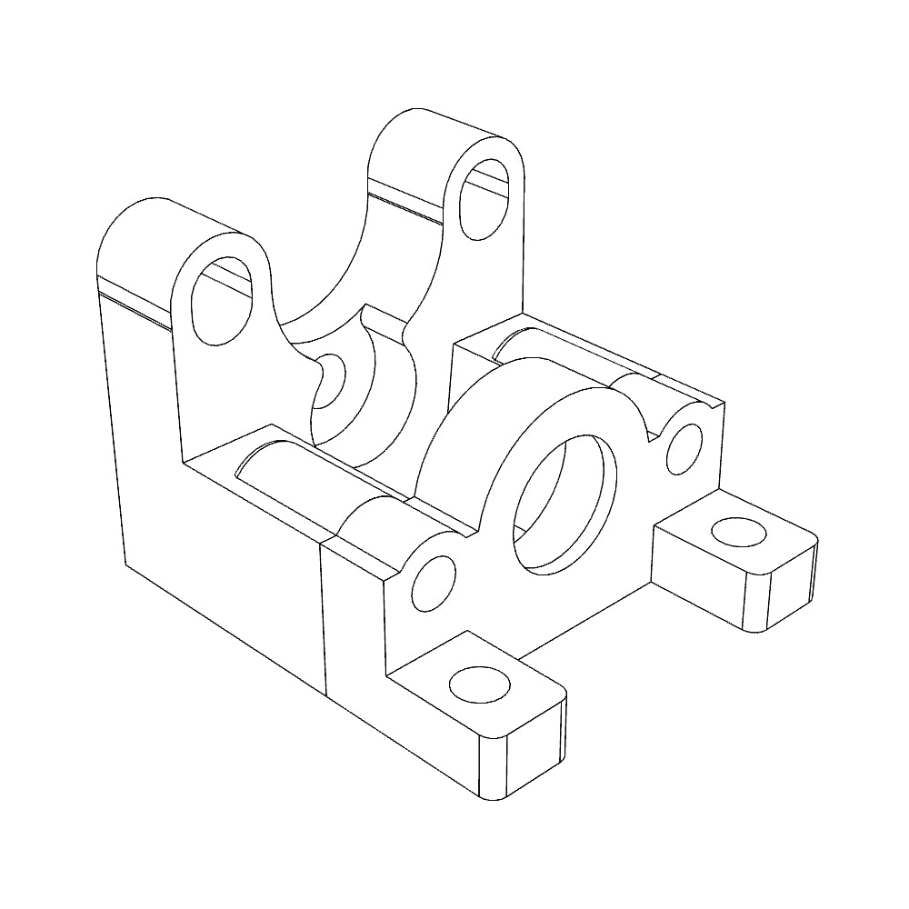 FFR SC1 Motor Mount RFM1 V1 (Downloadable STL Files)
