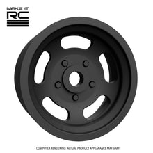 Make It RC Super Slots 1/24.5 Scale Wheel 18x9mm M2 Shaft 4x1mm Hex OS -0.5mm BS 4mm