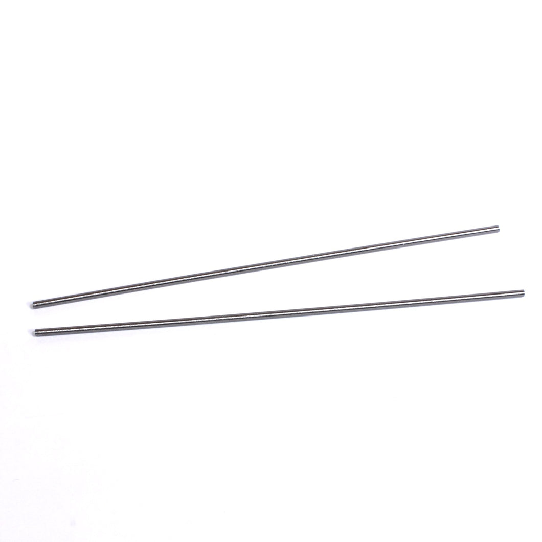 1.5x100mm Steel Rod (set of 2)