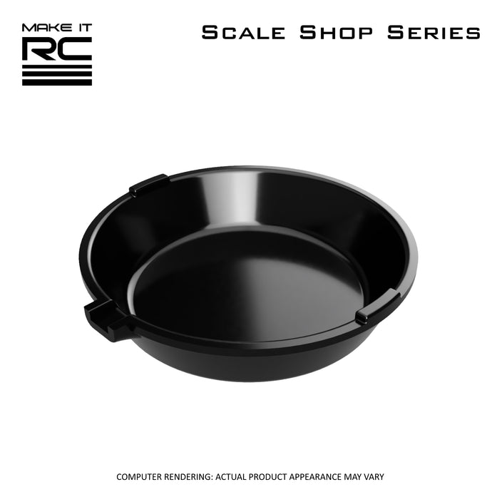 Make It RC 1/24-1/25 Scale Oil Drain Pan
