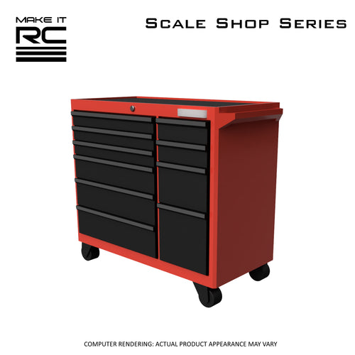 Make It RC 1/24-1/25 Rolling Tool Chest