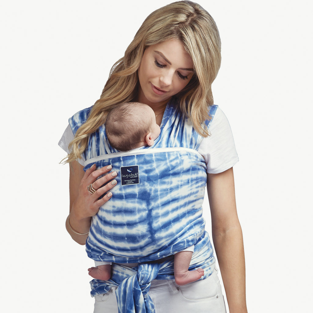 Lightweight Baby Wrap Carrier Organic Cotton Baby Sling