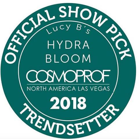 Lucy B's Wins Coveted TRENDSETTER AWARD at Industry Trade Show