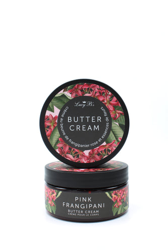 Body Butter - Pink Frangipani | Lucy B's