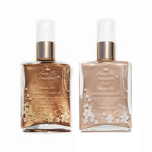 Bronzer & Pearl 60ml Shimmer Oil Gift Set | Lucy B's