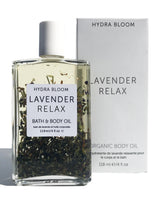 Lavender Bath Relax Bundle