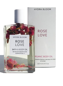 Rose Love Organic Oil bundle