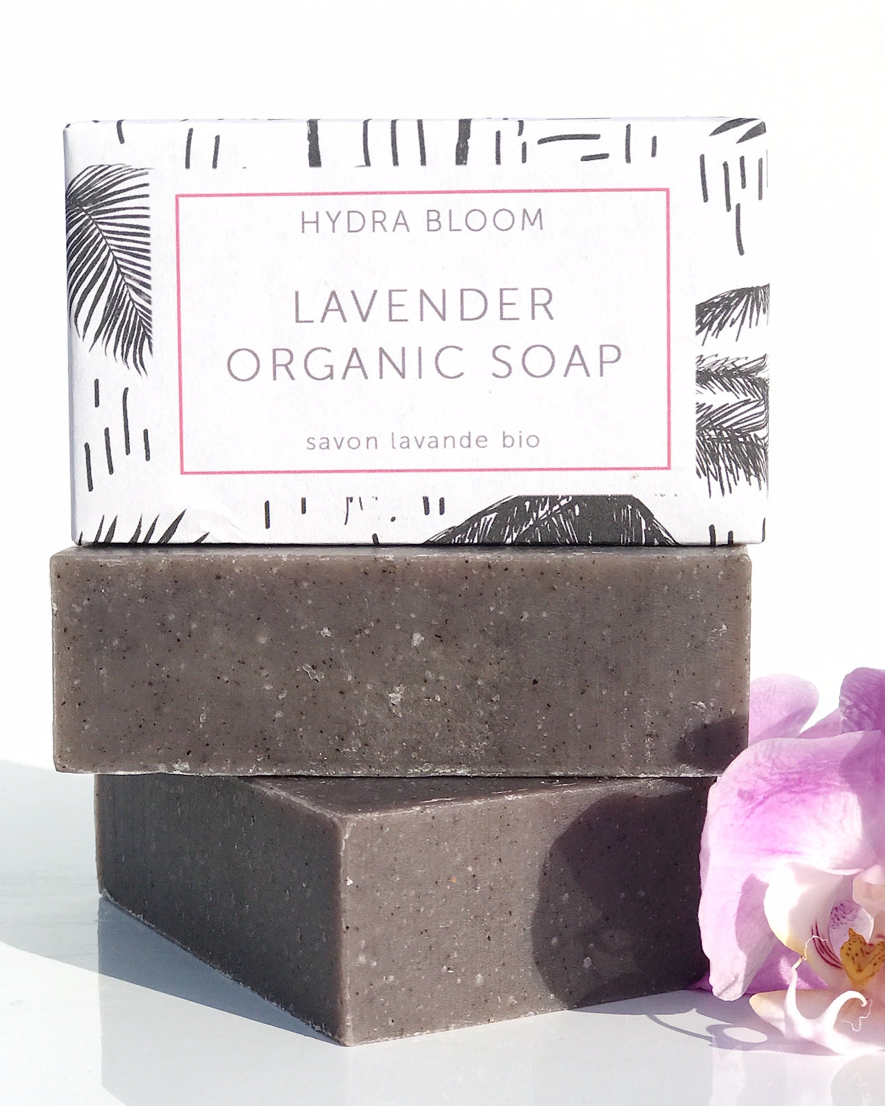 Lavender Relax Organic Soap