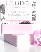 Rose Love Organic Soap